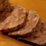Зельц свиной с языком Немецкая кухня