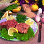 Жареный сом с кунжутом Блюда из рыбы Вторые блюда