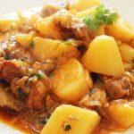 Жаркое по-домашнему Блюда из мяса Вторые блюда