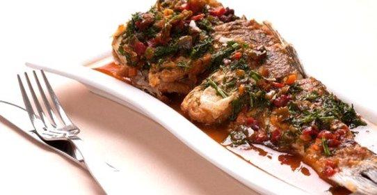 Жаркое с овощами и томатным соусом Вторые блюда Молдавская кухня