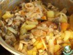 Житомирская печеня Украинская кухня