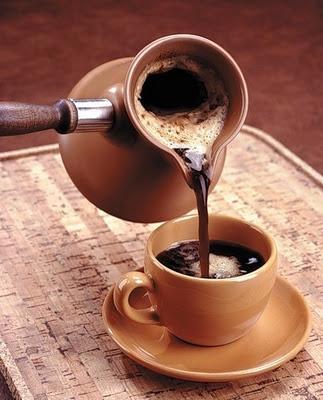 КОФЕ «ПО-ТУРЕЦКИ» Все о кофе