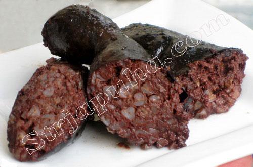 Кровянка колбаса Украинская кухня