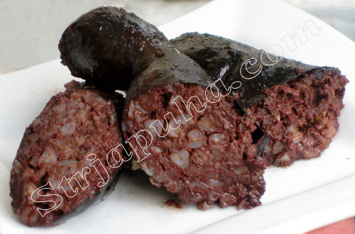 Кровянка колбаса