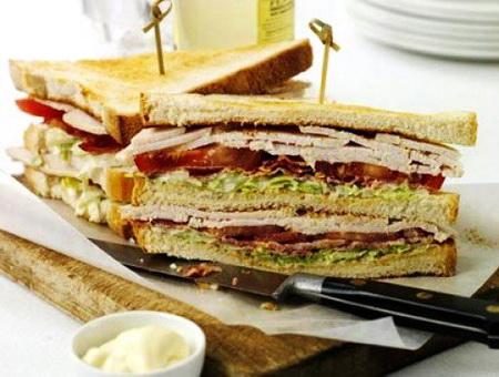 Слоеные бутерброды