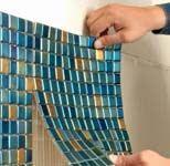 Как сделать фартук на кухне из мозаики Ремонт на кухне