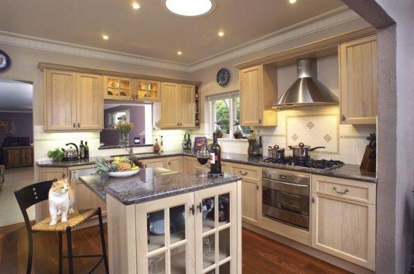 Каким должно быть освещение в квартире Ремонт на кухне