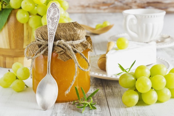 Виноградный мед