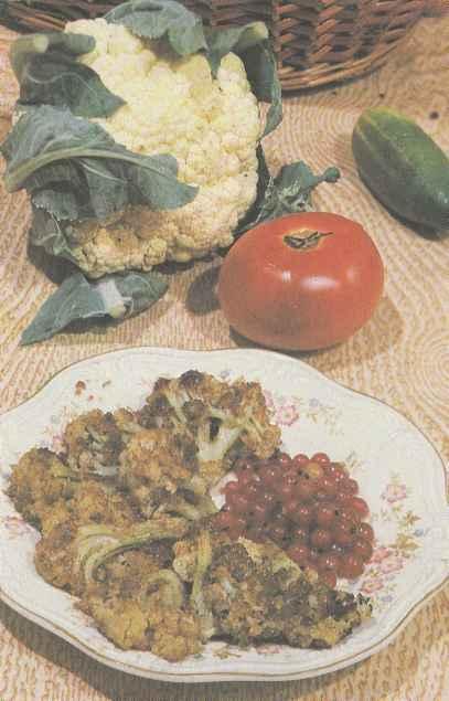 Выращивание цветной капусты, сорта цветной капусты Польза продуктов Пряности и приправы
