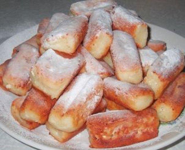 Батончики творожные Русская кухня