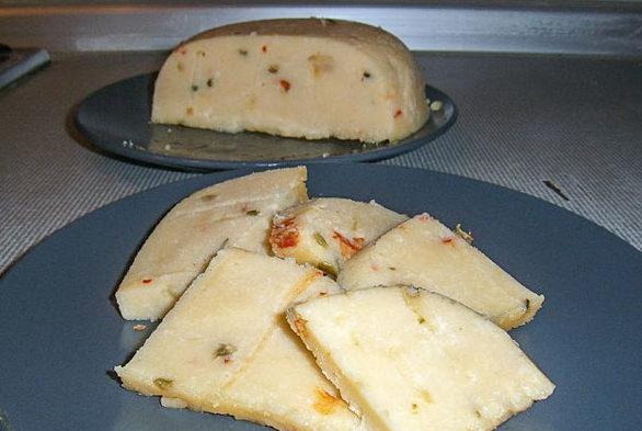 Сыйр (домашний эстонский сыр) Эстонская кухня