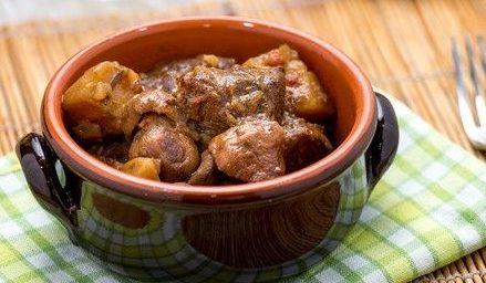 Житомирская печеня