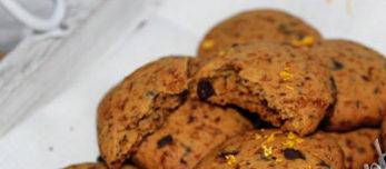 Хрустящее печенье «Апельсиновый талер»