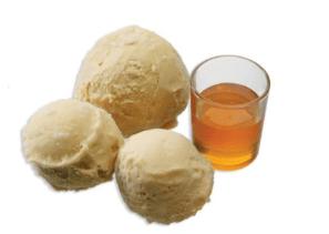 Медовое мороженое