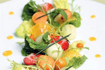 Бунинский салат