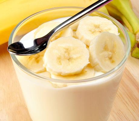 Десерт «Банановый рай»