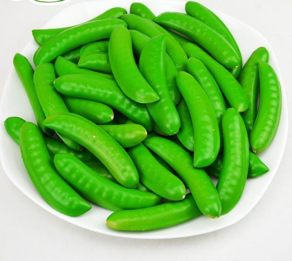 Горох колодкой с овощами