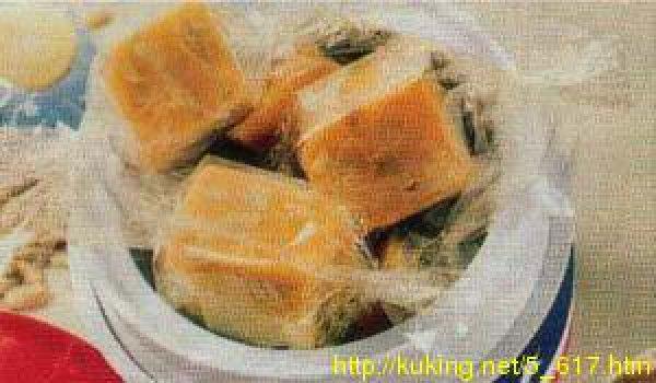Карамель с семенами подсолнечника