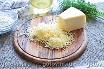Картофельные оладьи с зеленью