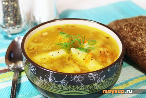 Картофельный суп классический