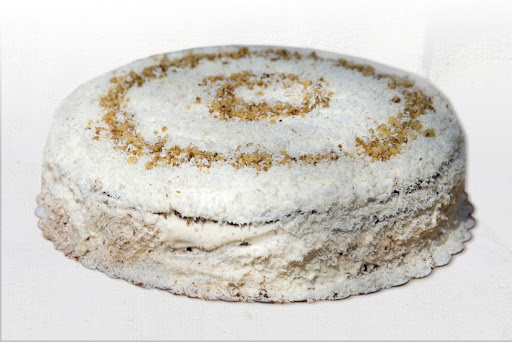Кексы «Орехово-кокосовые»