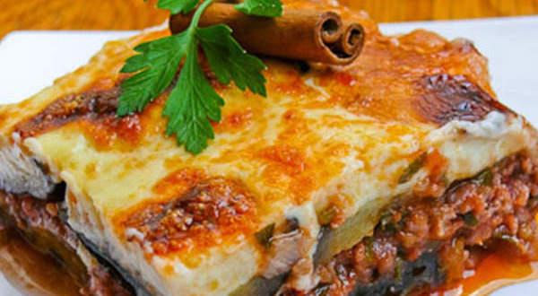 Мусака с овощами (мясо, тушенное с овощами)