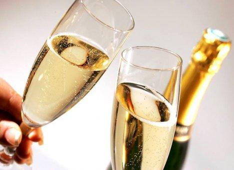 Напиток вместо шампанского
