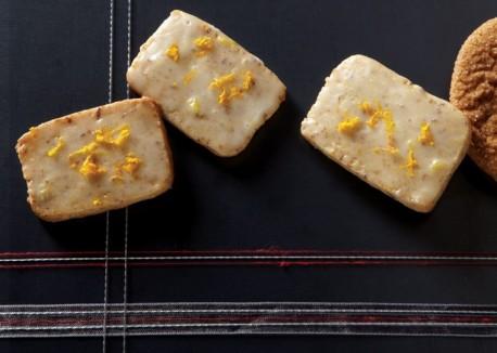 Печенье «Апельсиново-ореховое»