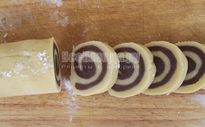 Печенье «Спиральки»