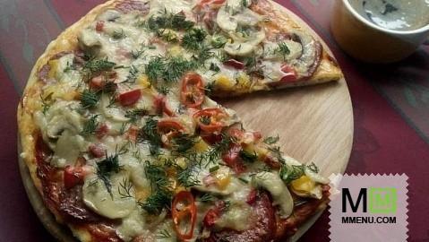 Пицца «Три перца»