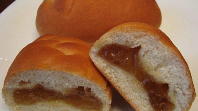 Пирожки с повидлом и орехами