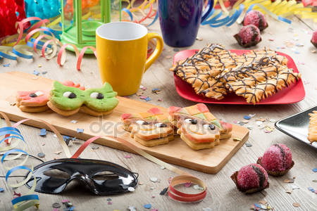 Пирожные «Карнавал»
