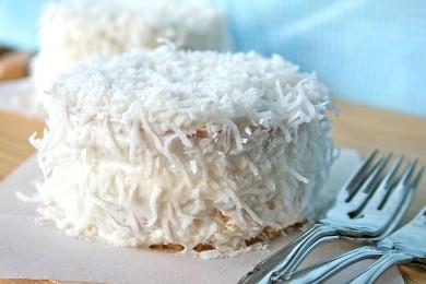 Пирожные «Кокосовые»