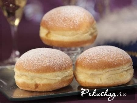 Пончики «Калорийные»