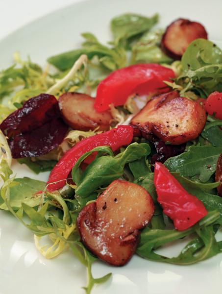 Салат из томатов по-борисовски