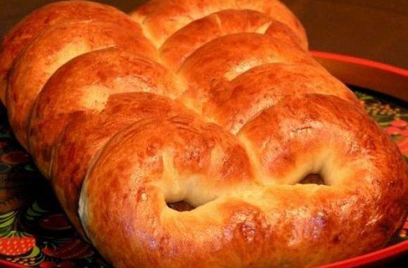 Сахарные булочки по-армянски