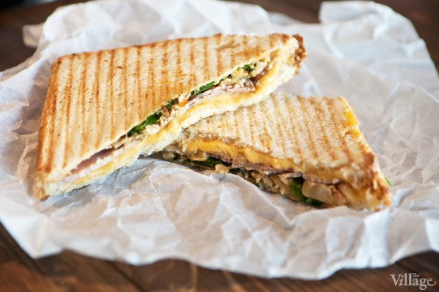 Сэндвичи с плавленым сыром