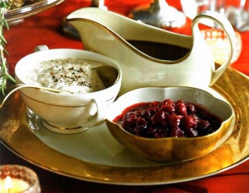 Соусы французской кухни