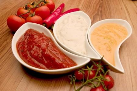 Соусы к овощным блюдам