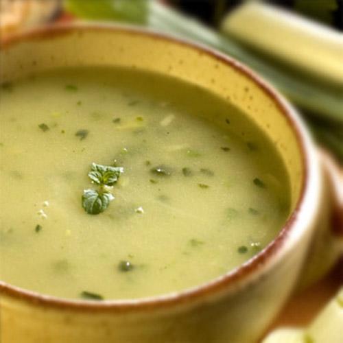 Суп-пюре по-фермерски