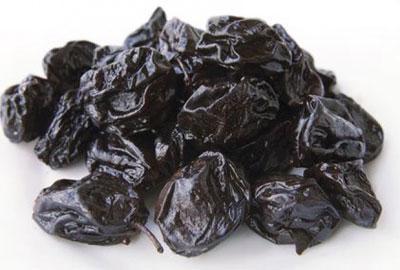 Сушеный чернослив