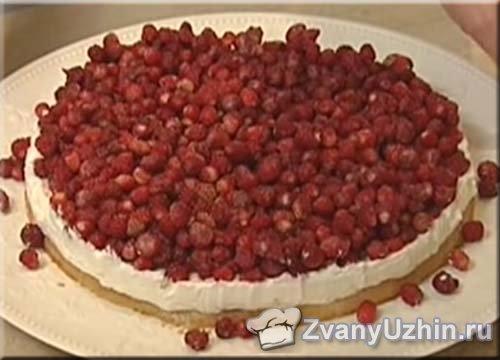 Торт «Земляничный»