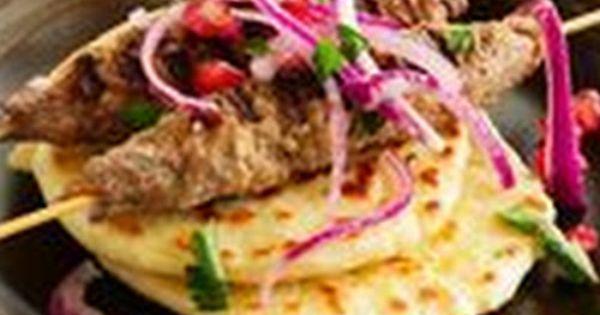 Тресковый кебаб по-турецки