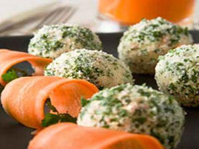 Хавуч кефтеси (морковные шарики)