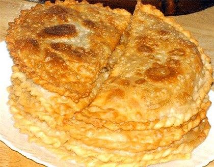 Хошнан (пирожки с мясом)