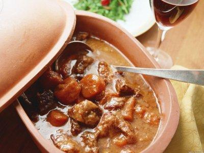 Замэ дэ пасэре (куриный суп с рисом или фасолью)