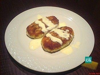 Жемайчю блинай (блюдо из картофеля с мясным фаршем)