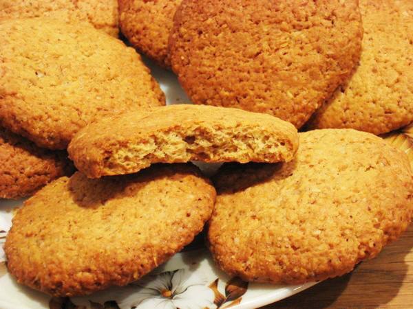 Печенье из овсяных хлопьев «Традиционное»