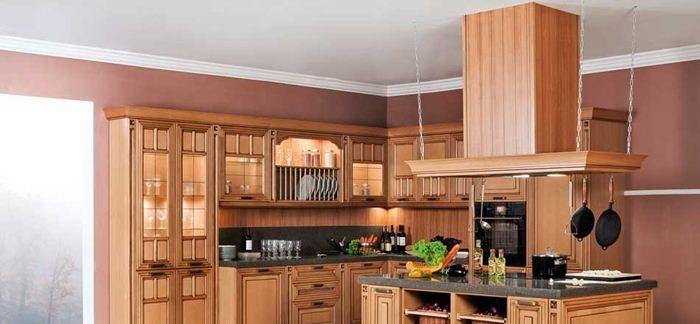 Кухни - советы при выборе кухонного гарнитура