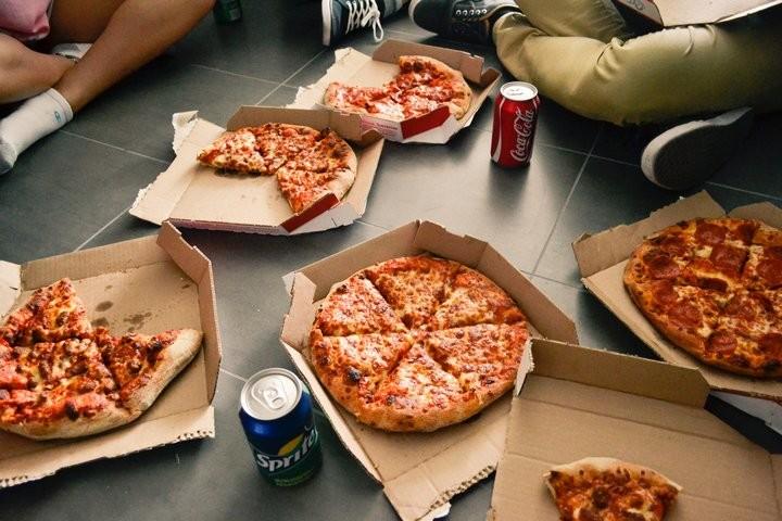 Пицца для вечеринки